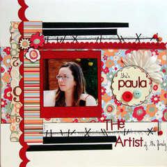 SHE`S PAULA