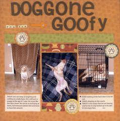 Doggone Goofy