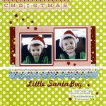 Little Santa Baby