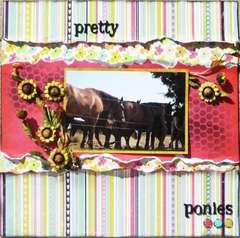 pretty ponies
