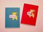 birthday pennant cards
