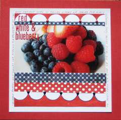 red white and blueberry