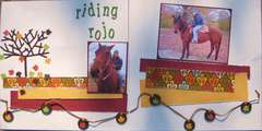 Riding Rojo