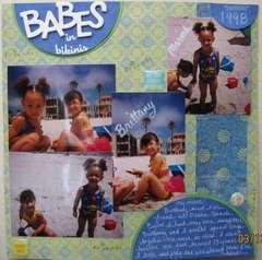 Babes in bikinis