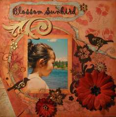 Blossom Sunbird