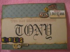 Tony B-Card