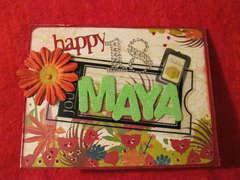 Maya 18th B-Day