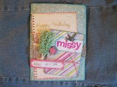 Missy B-Card