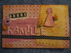 Kamile B-Card