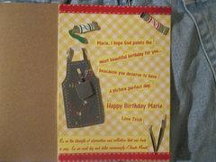 Marie Card