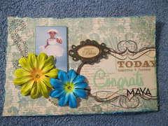 Maya's Grad Card