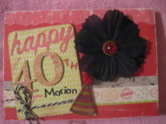 Marion B-Card