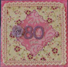 80th card
