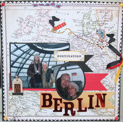 Destination Berlin!