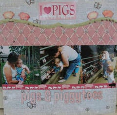 Pigs and Piggytoes!