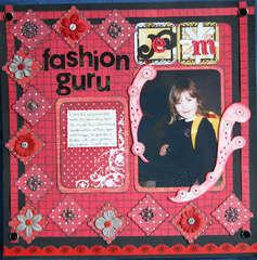 Fashion guru