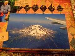 Travel Altered Word Album close up