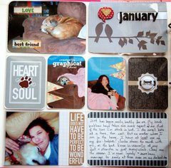 Project Life Pocket pages