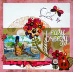 Easy Breezy ** Creative Scrappers 119**