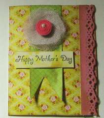 Mother;s Day Card