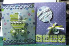 More Baby Cards