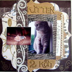 Kitten 2 Kat