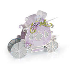 Carriage Gift Box by Beth Reames