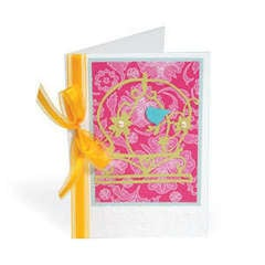 Ornate Bird Cage Card by Deena Ziegler