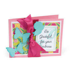 Grateful for You Card by Deena Ziegler