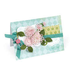 Flowers Card by Debi Adams