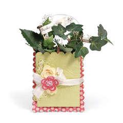 HTinking of You Hanging Gift Bag by Deena Ziegler