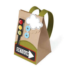 Detour Gift Backpack by Debi Adams