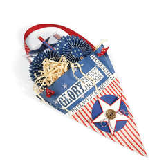 Glory Patriot Honor Gift Bag by Debi Adams