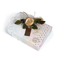 Fluttering Wings Gift Box by Debi Adams