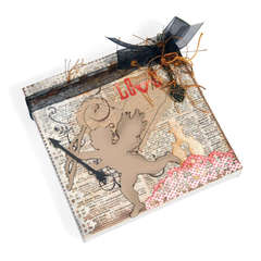 Love Cupid Canvas by Deena Ziegler
