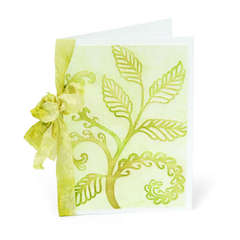 Embossed Fern by Beth Reames