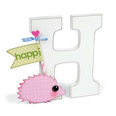 Happi Hedgehog by Debi Adams