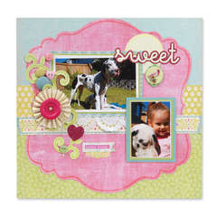 Sweet Forever Friends by Debi Adams
