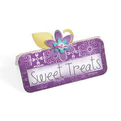 Sweet Treats Place Card by Cara Mariano