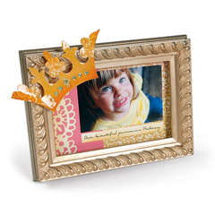 Beautiful Princess Photo Frame by Cara Mariano