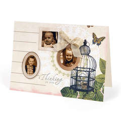 Thinking of You Photo Frames by Debi Adams