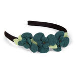 Felt Flower Headband by Beth Reames