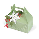 Holiday Carry All Box by Beth Reames
