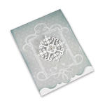 Embossed Frame Ornate Card by Deena Ziegler