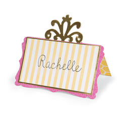 Rachelle Place Card by Debi Adams