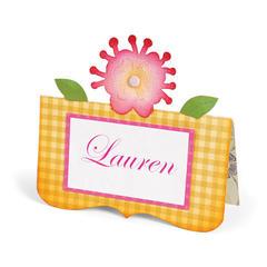 Lauren Place Card by Debi Adams