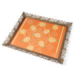 Decorative Accent Serving Tray by Debi Adams