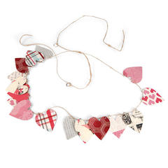 Mini Heart Banner by Beth Reames