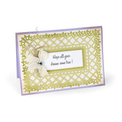 Hope all Your Dreams Come True Card by Deena Ziegler