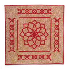 Celtic Border Quilt by Shirley Van Dyken, Guest Quilter
